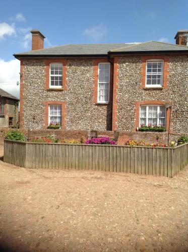 Sidmouth area accommodation