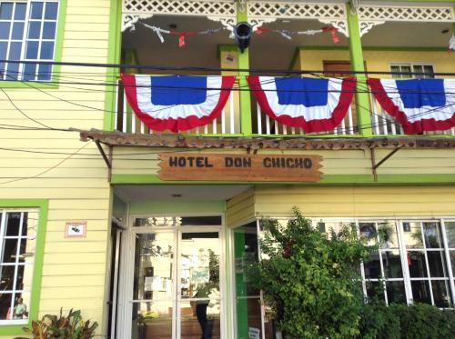 Hotel Don Chicho Photo
