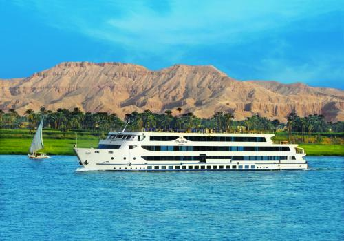 Hotel The Oberoi Zahra Nile Cruise - Luxor/Aswan 05 & 07 Nights Each Tuesday