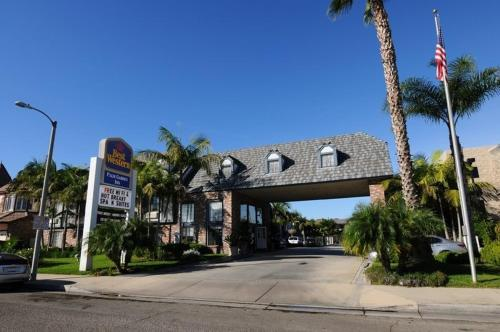 Best Western Palm Garden Inn Westminster CA United States