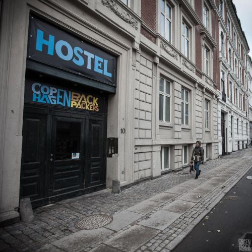Copenhagen Backpackers Hostel, Копенгаген
