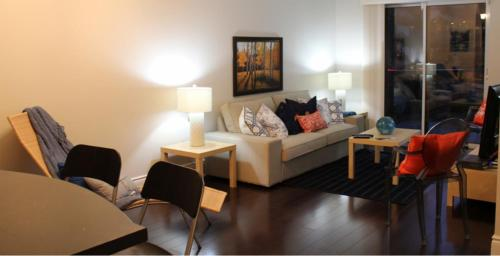 Canadian Madmac Furnished Apartment - Square One Ovation Photo