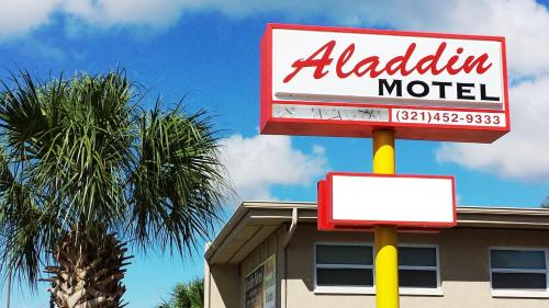 Aladdin Motel Photo