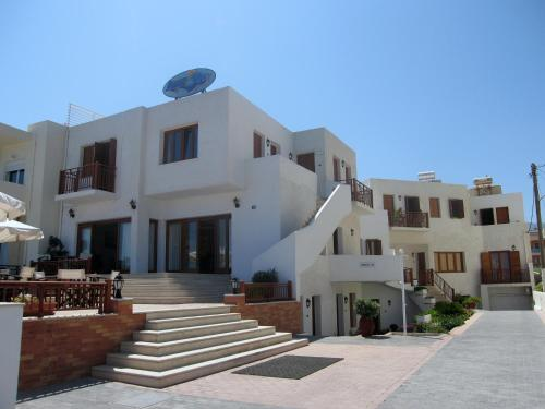 Blue Sea Hotel Apartments in rethymno - 3 star hotel