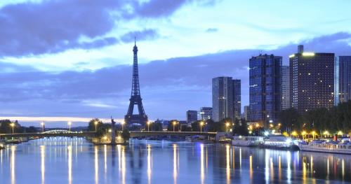 Novotel Paris Centre Tour Eiffel photo 32