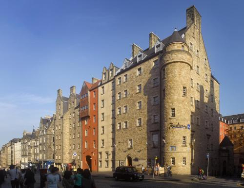 Radisson Blu Hotel- Edinburgh