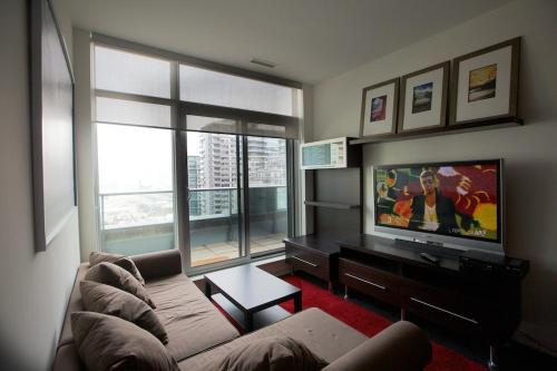 Luxury Downtown Toronto Furnished Apartment Photo