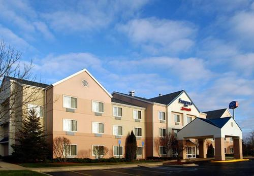 Fairfield Inn by Marriott Kalamazoo West Photo