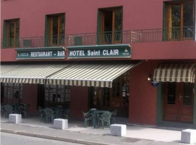 Htel Saint Clair
