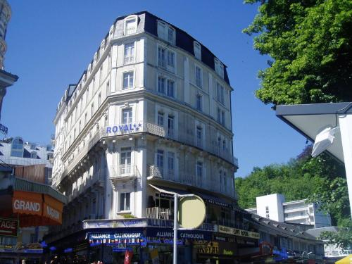 Hôtel Royal - lourdes -