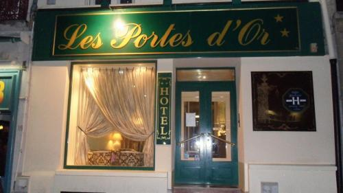 Les Portes d'Or
