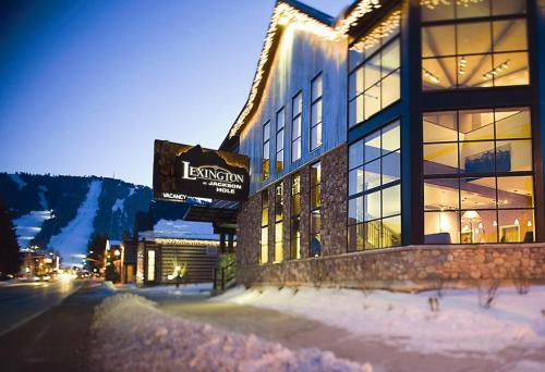 The Lexington At Jackson Hole – Trapper Inn And Suites