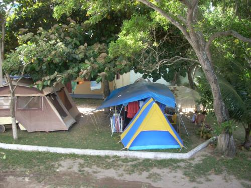 Itaoca Pousada Camping Photo