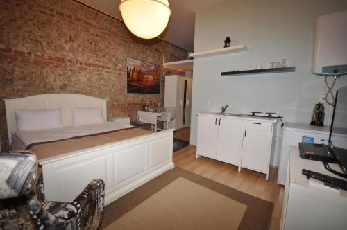 Istanbul Noche Suites Istiklal odalar