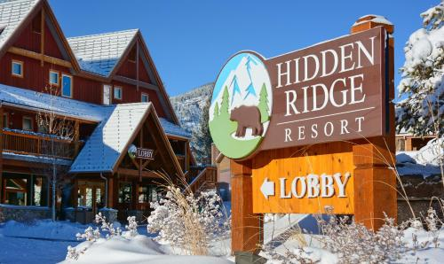 The Hidden Ridge Resort Photo