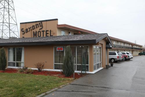 Saxony Motel Photo