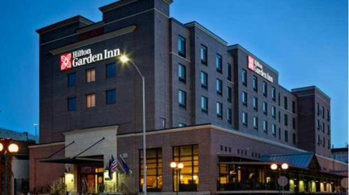 Hilton Garden Inn Lincoln Downtown/haymarket photo