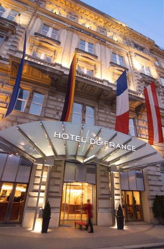 hotel de france wien vienna cheap flexible rates and