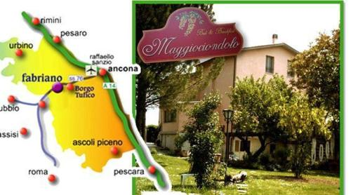 Bed & Breakfast B&B Maggiociondolo