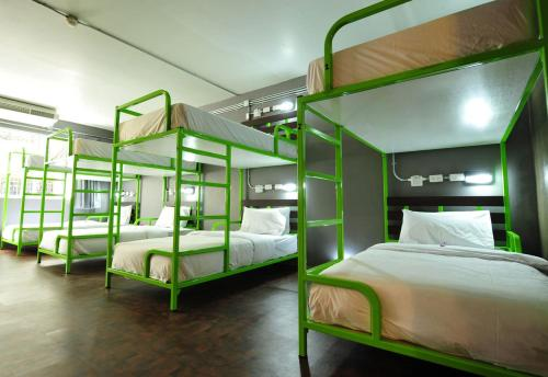 Bed in 10-Bed Mixed Dormitory Room - No Breakfast