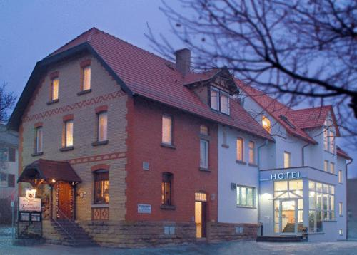 Hotel-Restaurant Zur Eisenbahn