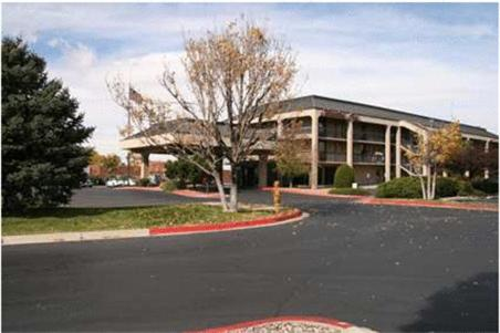 Photo of Hampton Inn Albuquerque-North Hotel Bed and Breakfast Accommodation in Albuquerque New Mexico