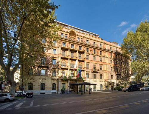 Ambasciatori Palace Hotel photo 25