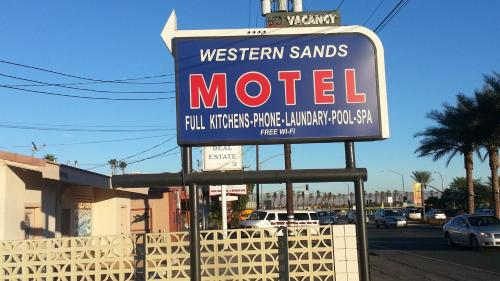 Western Sands Motel - Indio, CA 92201