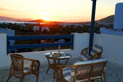 View To The Blue in naxos - 0 star hotel