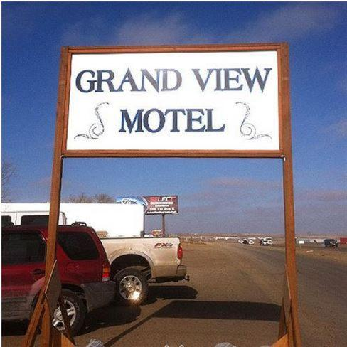 Grand View Motel Photo