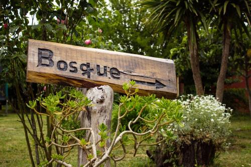 Ecohostal Huellas del Bosque Photo