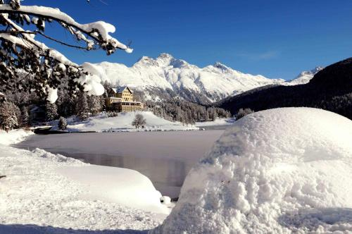 Waldhaus am See, St.Moritz, Switzerland, picture 3