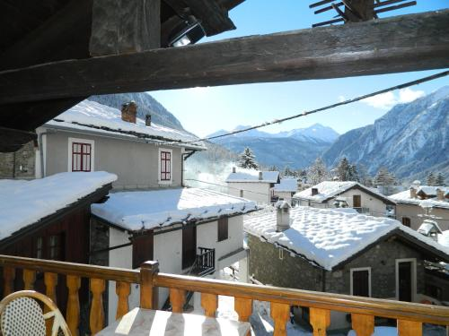 Hotel residence cav emile rey courmayeur rumbo for Logis hotel meuble emile rey
