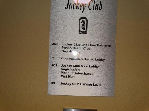 Suites at Jockey Club Photo