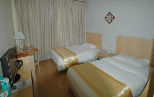 Beijing Tiantan Wancheng Hotel Pkin