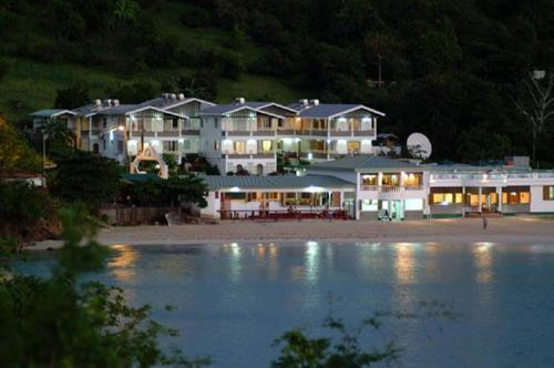 Book a hotel near Seven Sisters Waterfall, Grand Etang National Park, Grenada