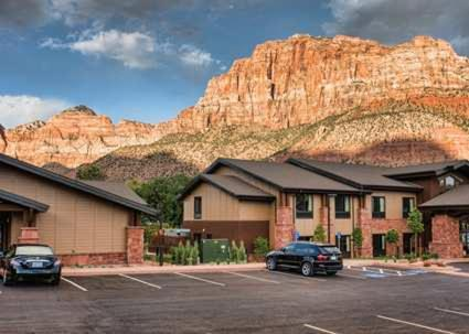 Hampton Inn & Suites Springdale/Zion National Park Photo
