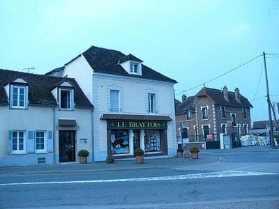Logis Hotel Le Braytois