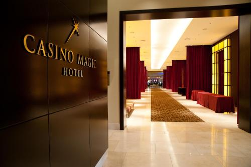Hotel Casino Magic Photo
