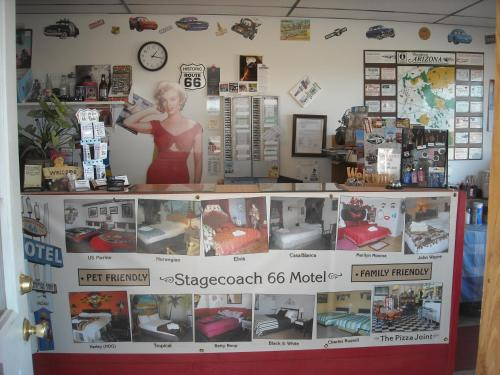 Stagecoach 66 Motel Photo