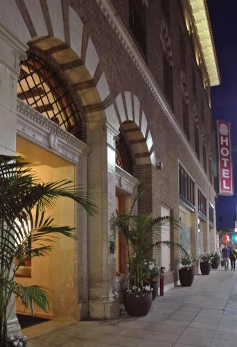 Hotel normandie los angeles los angeles ca united for Boutique hotel normandie