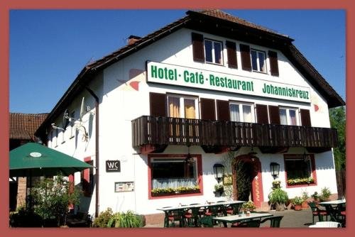 Hotel-Restaurant Johanniskreuz
