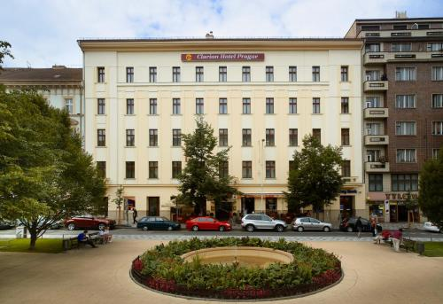 Clarion Hotel Prague City photo 19