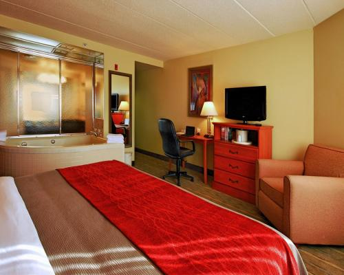 Comfort Inn University Center Photo