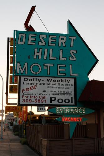 Desert Hills Motel photo 14
