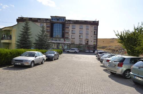 Kozaklı Sezerler Thermal Hotel how to get