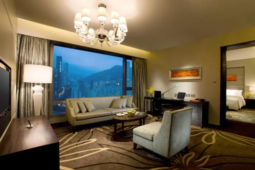 Crowne Plaza Hong Kong Causeway Bay photo 32