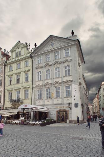 Old town square hotel prague czech republic overview for Hotels in prague old town