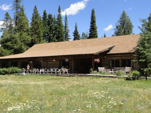 Jenny Lake Lodge Photo