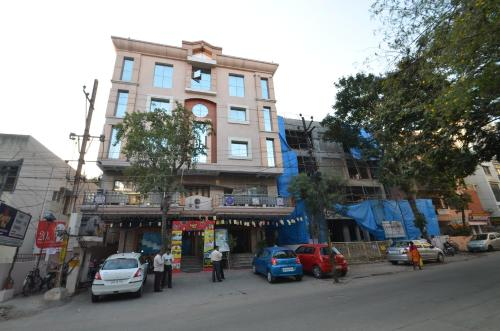 ANNAPOORNA RESIDENCY HOTEL